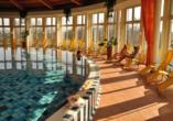 Hotel Thermalis in Bad Hersfeld, Kurbad Therme
