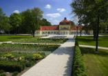 Hotel Thermalis in Bad Hersfeld, Kurpark