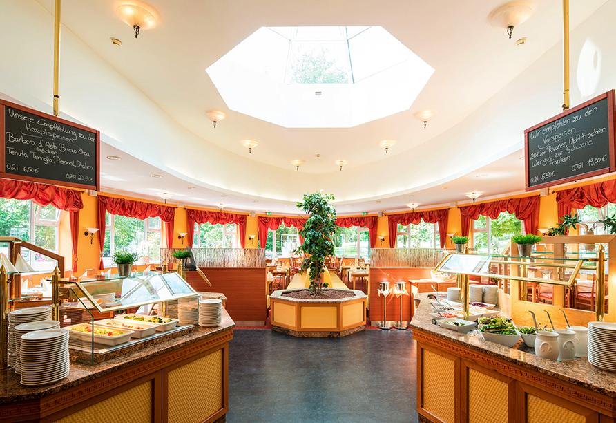 Hotel Thermalis in Bad Hersfeld, Restaurant