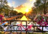 MS VistaSerenity, Amsterdam