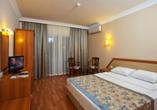 Hotel Titan Garden in Alanya, Zimmerbeispiel