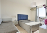 Hotel Nuovo Tirreno in Camaiore, Toskana, Italien, Zimmerbeispiel Zustellbett