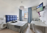 Hotel Nuovo Tirreno in Camaiore, Toskana, Italien, Zimmerbeispiel