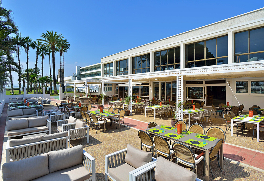 Hotel Sol Marbella Estepona, Costa del Sol, In & Out Bar