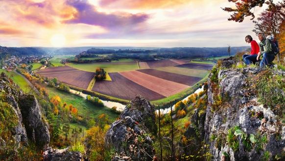 Altmühltal Panoramaweg, Rast