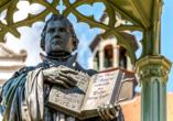 Elbradweg, Martin Luther