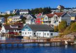 MSC Poesia, Kristiansand