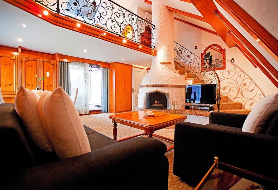 Hotel Krone in Gerlingen, Lobby