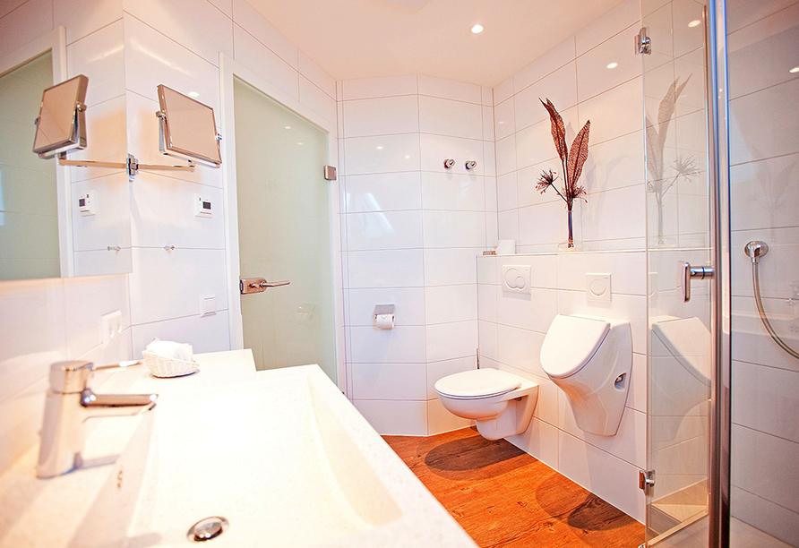 Hotel Krone in Gerlingen, Badezimmerbeispiel