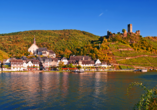 Moselstern Hotel Brixiade & Triton in Cochem, Beilstein