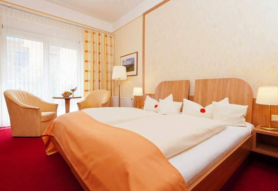 Hotel am Vitalpark, Zimmerbeispiel