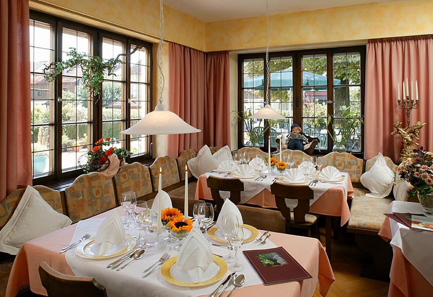 Arthotel Ana Panorama, Marktoberdorf, Allgäu, Restaurant