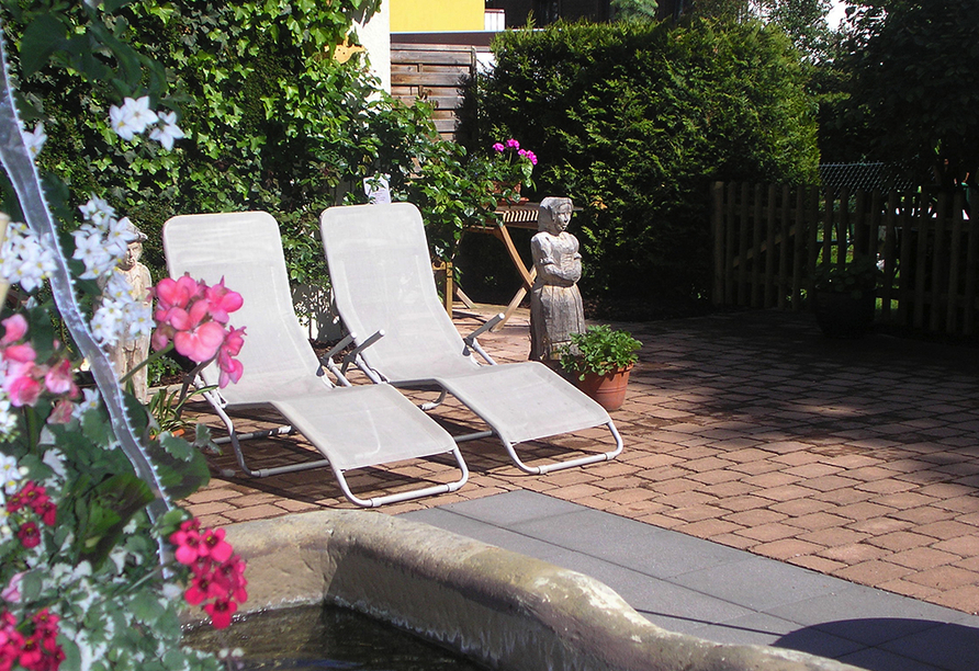 Arthotel Ana Panorama, Marktoberdorf, Allgäu, Garten