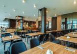 Saltic Resort & Spa, Gribow, Polnische Ostsee, Restaurant