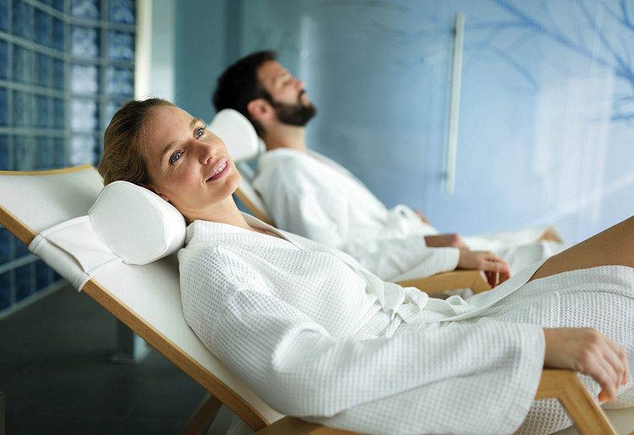 Saltic Resort & Spa, Gribow, Polnische Ostsee, Paar Wellness