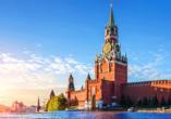 Kurzreise Moskau, Kreml