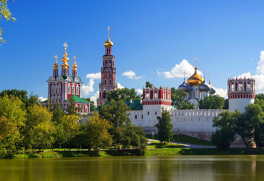 Kurzreise Russland, Nowodewitschi-Kloster