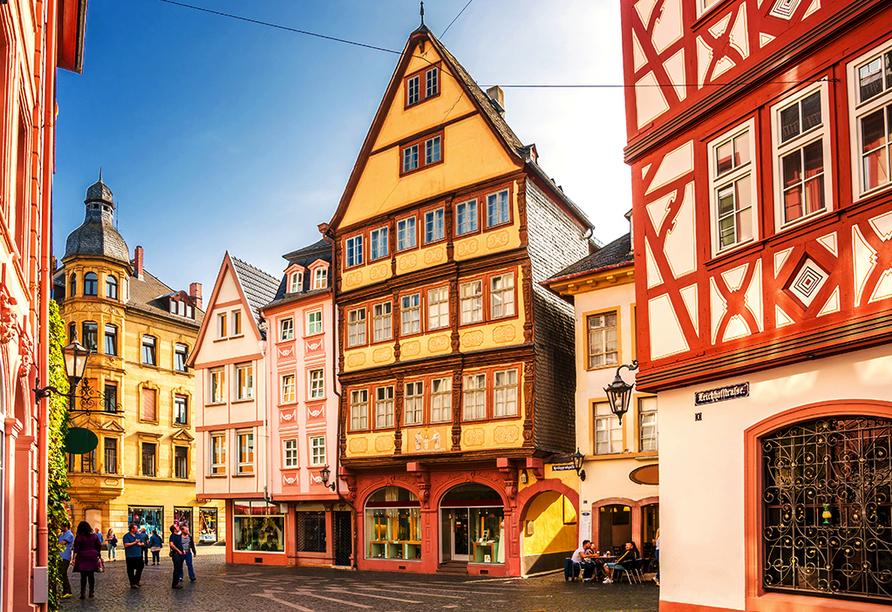A-ROSA, Mainz
