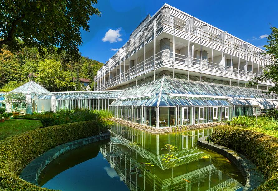 Best Western Premier Parkhotel Bad Mergentheim, Außenansicht