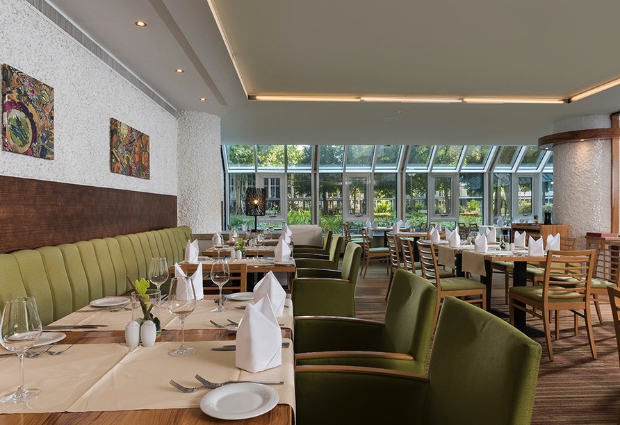 Best Western Premier Parkhotel Bad Mergentheim, Restaurant VUE