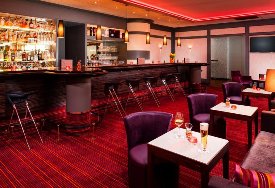 Best Western Premier Parkhotel Bad Mergentheim, Bar
