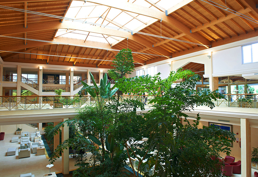 Hipotel Barrosa Park, Novo Sancti Petri, Eingangsbereich