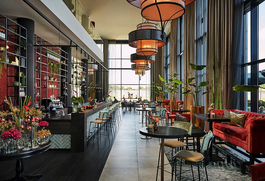 Van der Valk Hotel Tiel, Restaurant