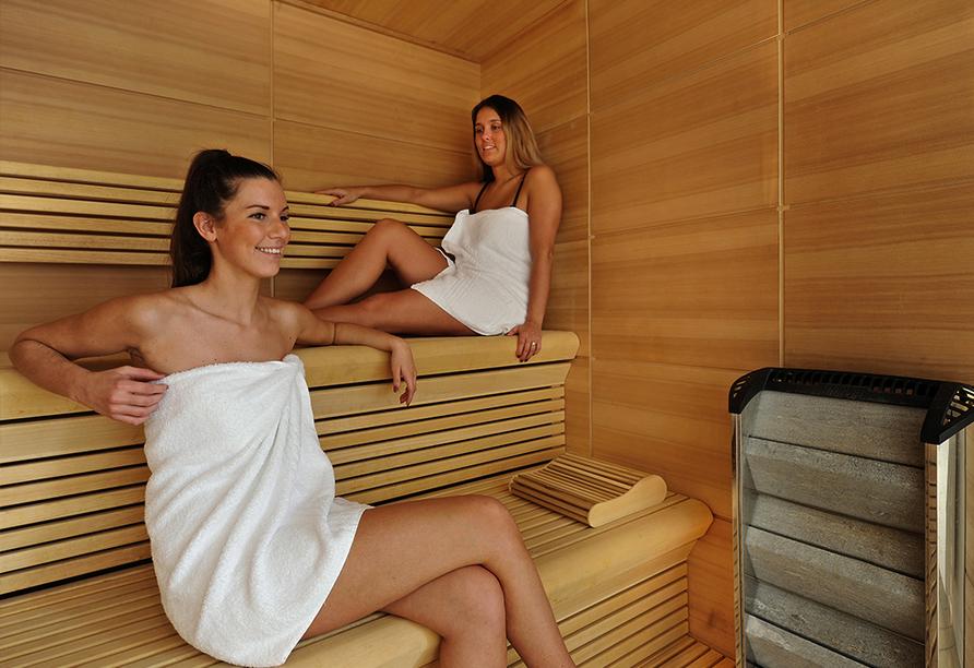 Van der Valk Hotel Tiel, Sauna