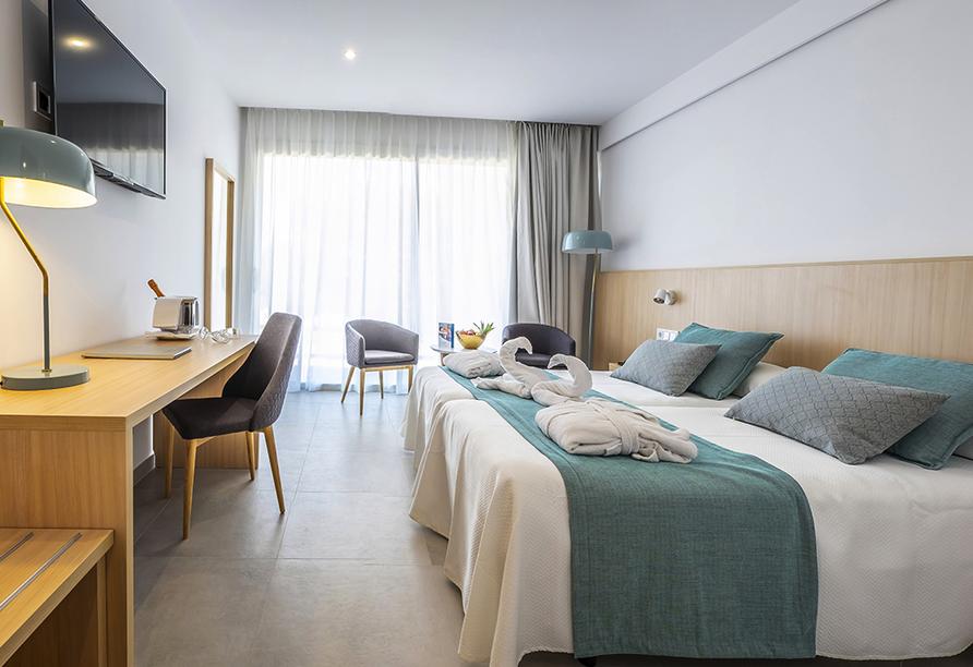 Hotel Gran Sagitario in Ciutadella de Menorca, Zimmerbeispiel