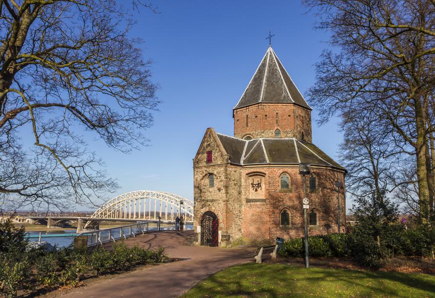MS Aurelia, Nijmegen