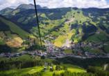 Bio-Pension Vorderlengau, Seilbahn Schattenberg