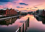 MS Vesterålen, Trondheim