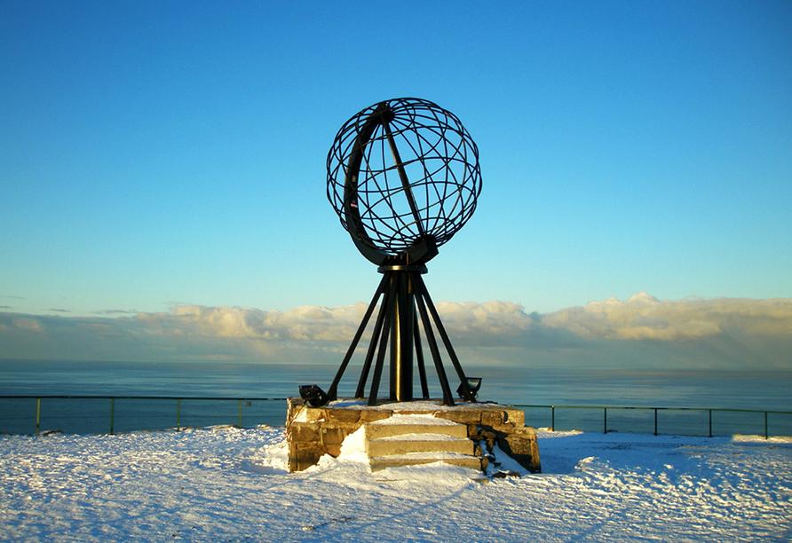 MS Vesterålen, Nordkap