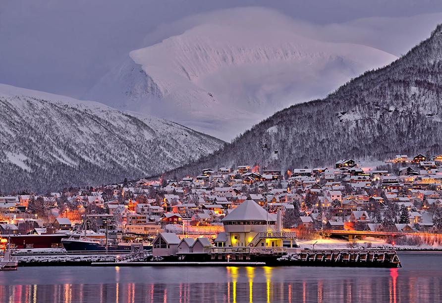 MS Vesterålen, Tromso
