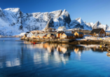 MS Vesterålen, Landschaft Norwegen