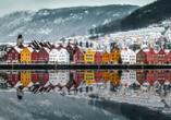 MS Vesterålen, Bergen