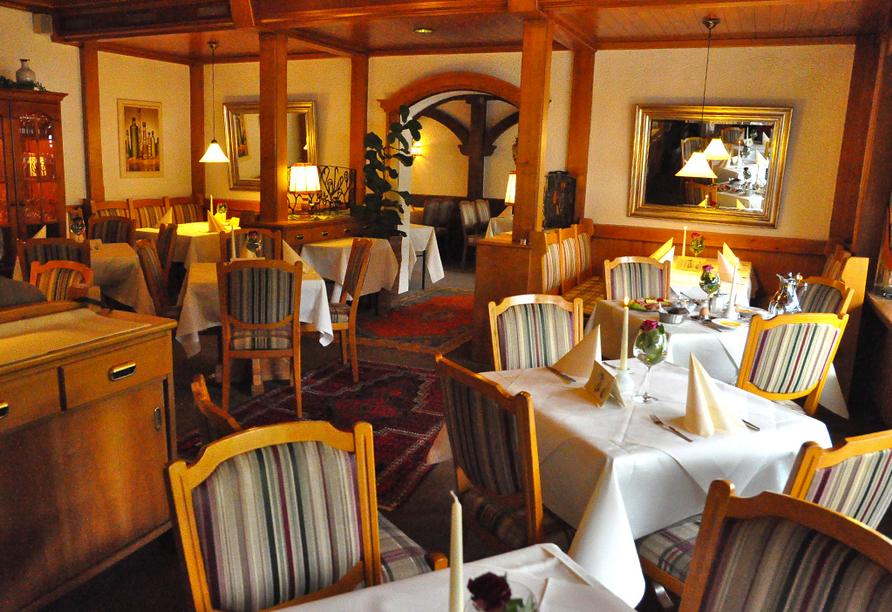 Landhaus Müller in Alken an der Mosel, Restaurant