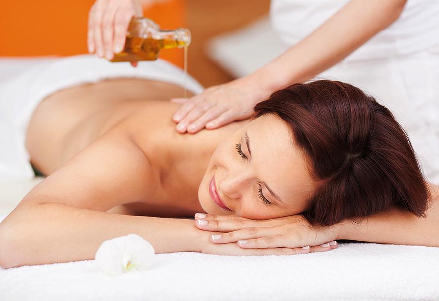 Hotel Flora, Marienbad, Tschechien, Massage