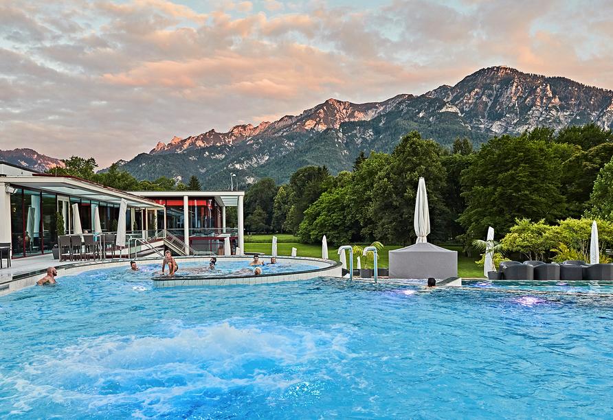 Hotel Bayern Vital, Rupertus Therme Außenansicht