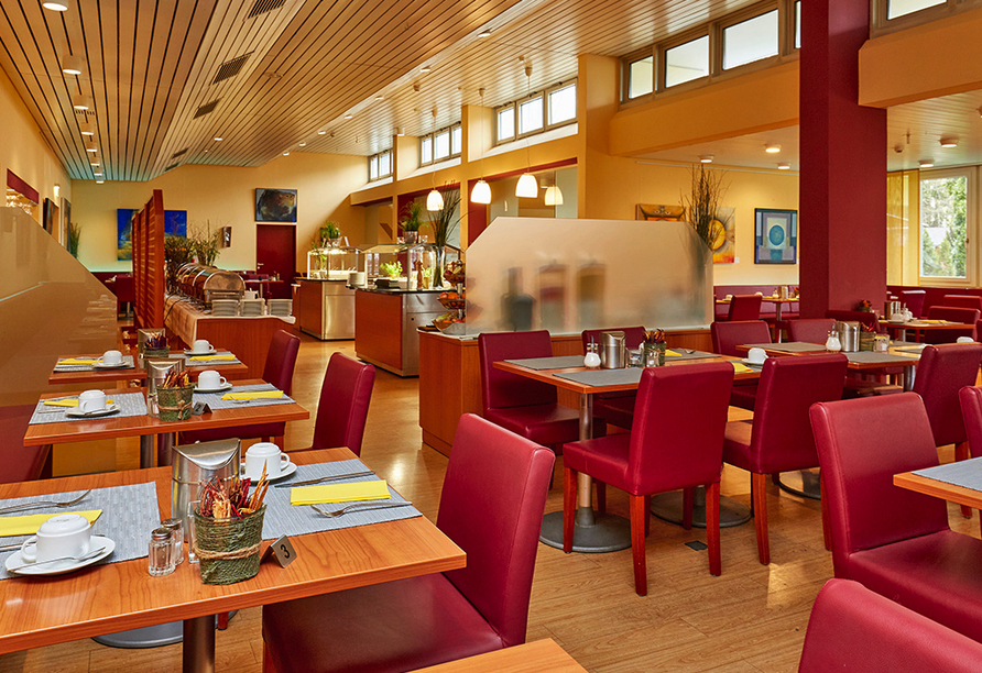 Hotel Bayern Vital, Restaurant