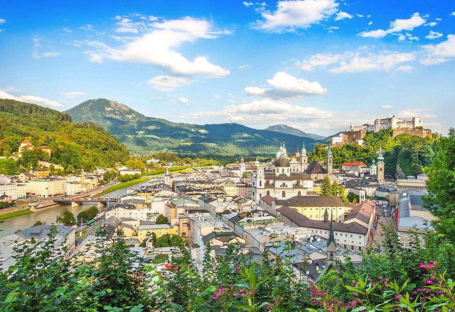Hotel Bayern Vital, Salzburg