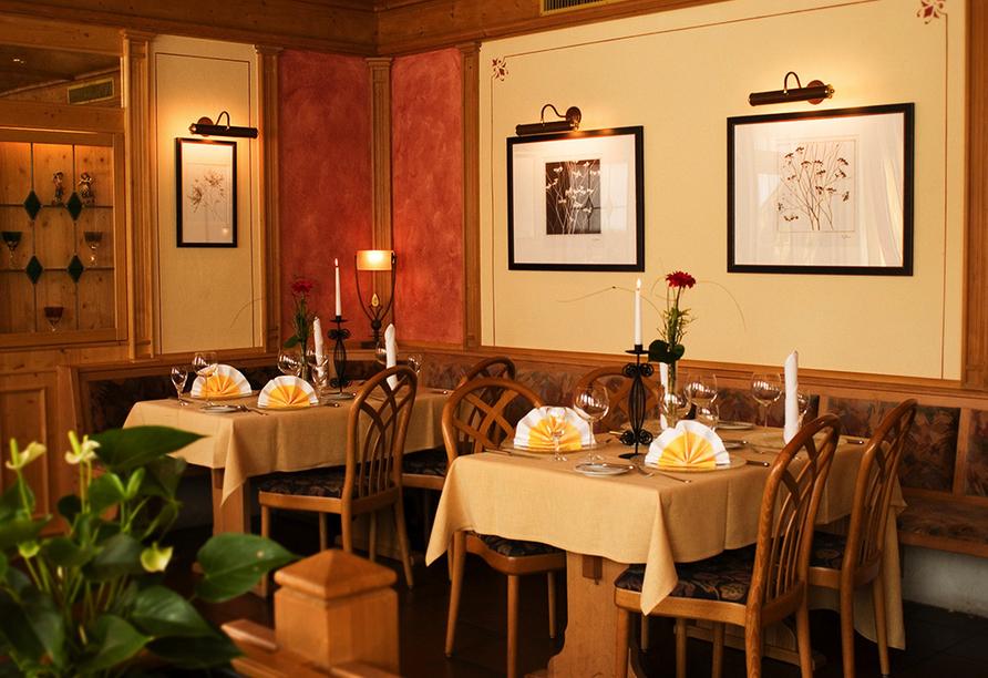 Vitalhotel Zum Löwen in Bad Staffelstein, Restaurant