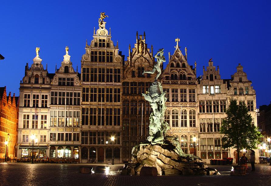 DCS Alemannia, Antwerpen