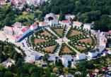 Parkhotel Putbus Rügen, Circus