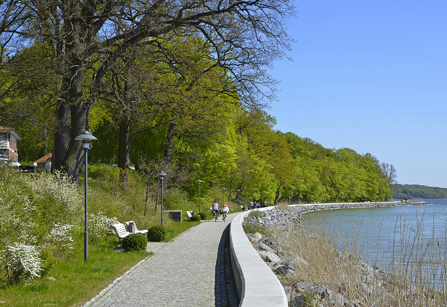 Parkhotel Putbus Rügen, Uferpromenade