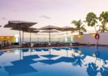 Hotel Vila Baleira Funchal Madeira, Außenpool