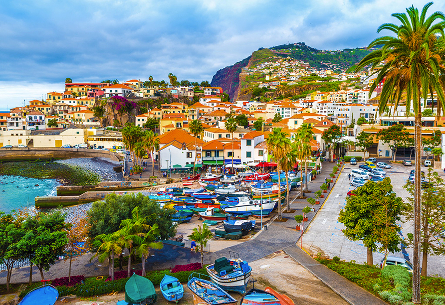 Hotel Vila Baleira Funchal Madeira, Câmara de Lobos