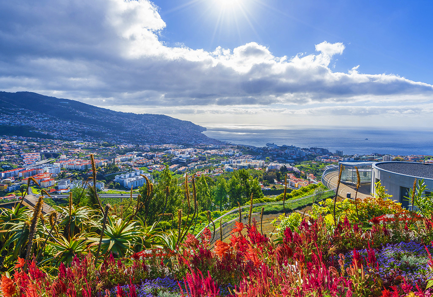 Hotel Vila Baleira Funchal Madeira, Pico dos Barcelos