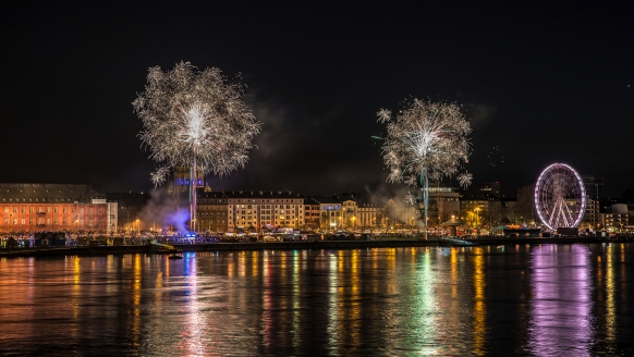 Select Hotel Mainz, Silvester
