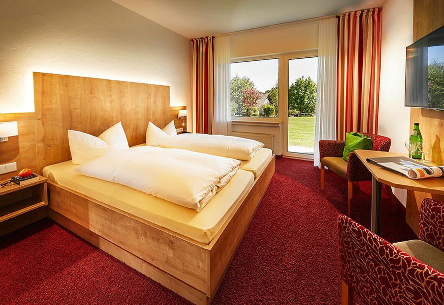Hotel Edelweiss in Willingen, Zimmerbeispiel Mühlenkopf